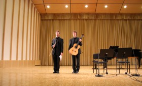 AirString Duo wins 2nd Prize at Ramovš National Chamber Music Competition
