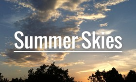 "Debut Album ""Summer Skies"" announced"
