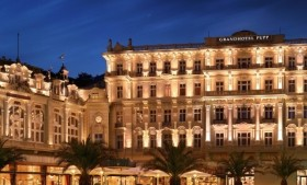 AirString Duo at Grandhotel Pupp in Karlovy Vary